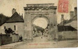 10 BAR-SUR-SEINE - Porte De Châtillon - Animée - Bar-sur-Seine