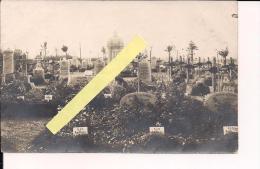 Avilers Meurthe Et Moselle Cimetiere Allemand Carte Photo Allemande Poilus 1914-1918 14-18 Ww1 WWI 1.wk - War, Military
