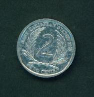EAST CARIBBEAN STATES - 2002 2c Circ - East Caribbean States