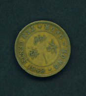 HONG KONG - 1949 10c Circ - Hong Kong