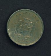 JAMAICA - 1969 10c Circ - Jamaica