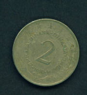 YUGOSLAVIA - 1980 2d Circ - Yugoslavia