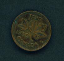 CANADA - 1940 1c Circ - Canada