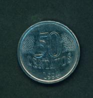 BRAZIL - 1994 50c Circ - Brazil