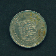 JERSEY - 1968 5p Circ - Jersey