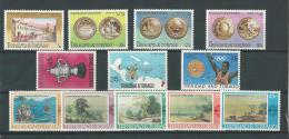 Trinité: 343/ 354 ** - Trinité & Tobago (1962-...)