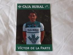 Victor De La Parte - Caja Rural - 2011 (photo KODAK) - Cycling