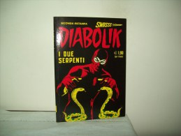 Diabolik Swiisss (Astorina 2007) N. 156 - Diabolik