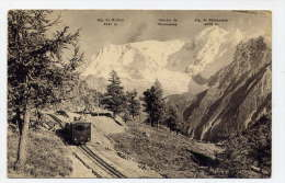 K24 - Chemin De Fer LE FAYET - MONT-BLANC (1914) - Non Classificati