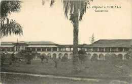Mai13 1348 : Douala  -  Hôpital - Cameroun