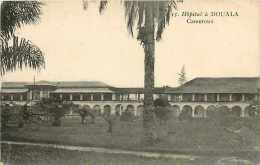 Mai13 1348 : Douala  -  Hôpital - Cameroon