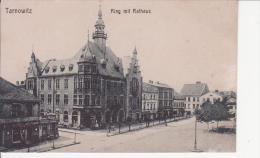 Tarnowitz - Ring Mit Rathaus - Pologne