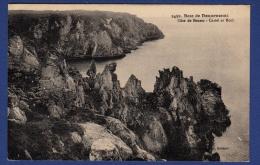 29 BEUZEC-CAP-SIZUN La Côte, Castel Ar Roch - Beuzec-Cap-Sizun