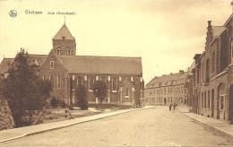 GHELUWE - Wervik - Kerk - Noordkant - Uitg. Joseph Vuylsteke-Brutin - Wervik