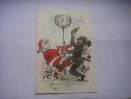 C.P.S.M. - ( Pere Noel ) - N° F.95 - Santa Claus