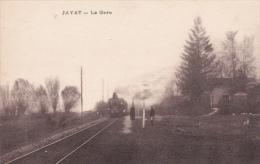 JAYAT    1021  Habitants - France