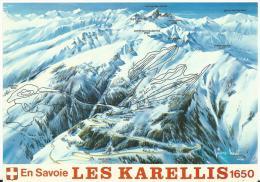 Savoie :  LES  KARELLIS  : Vue - Ohne Zuordnung