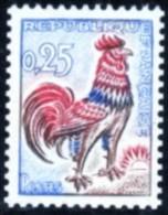 TIMBRE ROULETTE  N° 1331 B Avec Numéro ROUGE Au Verso - Coil Stamps