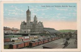 NASHVILLE-TENN-----UNION STATION AND TERMINALS - Nashville