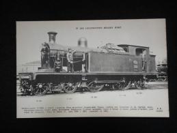 Les Locomotives Belges Etat  . Collection Fleury N° 22. - Belgique