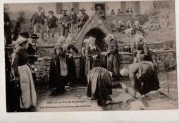 Le Pardon De Rumengol Les Pelerins A La Fontaine Miraculeuse - Autres Communes