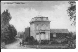 LOONBEEK Villa  Van Essche Feldpost 21.08.1914  Postbode? - Huldenberg