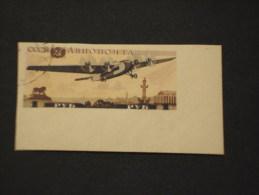RUSSIA - P.A.1937 AVIAZIONE 1 Pyb - US/TIMBRATO -TEMATICHE - Usati