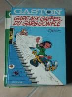 GASTON LAGAFFE R3 GARE AUX GAFFES DU GARS GONFLE FRANQUIN - Gaston