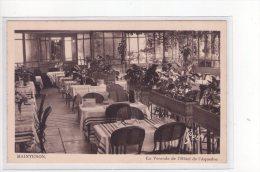 Maintenon, ( 28 ), Lot 2 Cartes, Hôtel De L'Aqueduc   ( Port Offert, Free Shipping ) - Other Municipalities