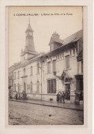 COSNE-d'ALLIER (03) / EDIFICES / MAIRIE / POSTES / L'Hotel De Ville Et La Poste - Altri Comuni