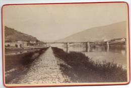 24572  -  Darmstadt    1880  -  Photo  Sur Carton  16,5  X  11 - Photos