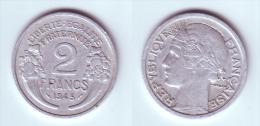 France 2 Francs 1945 - I. 2 Francs