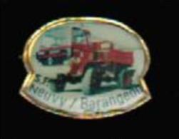 Pin´s POMPIERS  S.P.  NEUVY SUR BARANGEON - Feuerwehr