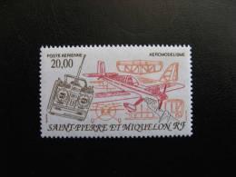 Saint Pierre Et Miquelon: TB PA N°71, Neuf XX. - Poste Aérienne