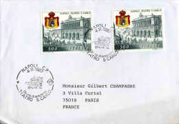 ITALIE - NAPLES 1987 - THEATRE - Muziek