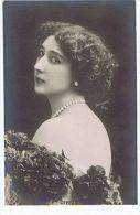 Caroline Otero, Artiste 1900 , Très Beau Profil épaules Nues,  Photo Reutlinger - Dance