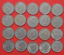 BELGIUM        20 COINS   -    (Nº02533) - Monedas & Billetes