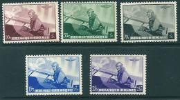 Belgium 1938 SG 810-14  MM* - Belgium