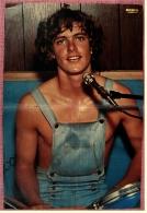 Kleines Poster  -  Patrick Cassidy  -  Von Bravo Ca. 1982 - Plakate & Poster