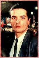 Kleines Poster  -  Falco  -  Rückseite : Romy Schneider  -  Von Bravo Ca. 1982 - Plakate & Poster
