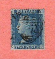 GB SC #29 U PLT 9 (O,B), CV $12.50 - Used Stamps