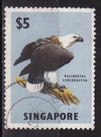 28-637 // SING. - 1962/67    FAUNA Mi 68 O - Singapore (1959-...)