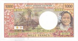 Polynésie Française / Tahiti - 1000 FCFP / Q.050 / 2013 / Signatures: De Seze-Noyer-Besse - Neuf / Jamais Circulé - Papeete (Polynésie Française 1914-1985)