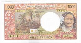 Polynésie Française / Tahiti - 1000 FCFP / X.050 / 2013 / Signatures: De Seze-Noyer-Besse - Neuf / Jamais Circulé - Papeete (Polynésie Française 1914-1985)