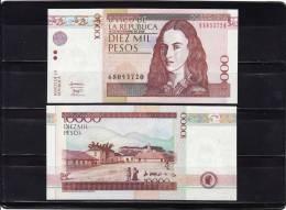 COLOMBIA : 10000 Pesos(16 Nov.2006) UNC.NEUF.SC. - Colombia