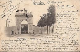 ROCHEFORT ARSENAL L'ENTREE - Rochefort