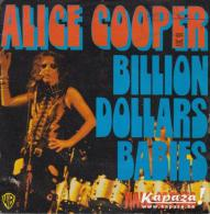 Alice COOPER - Billion Dollar Babies/Halo Of Flies - Hard Rock & Metal