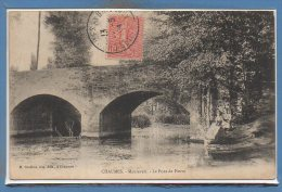 77 - CHAUMES En Brie -- Maurevert - Le Pont De Pierre - Other Municipalities