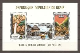 TURISMO - BENIN 1977 - Yvert #H25 - MNH ** - Vacaciones & Turismo