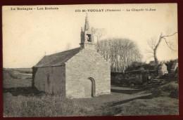 Cpa  Du  29  St Vougay La Chapelle  St Jean    ARF3 - Saint-Vougay